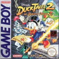 Ducktales 2 Game Boy