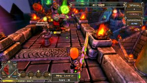 No habrá DLCs para Dungeon Defenders en Xbox 360 y Playstation 3