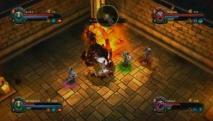 Dungeon Hunter Alliance, completo juego para PSN