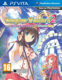 Dungeon Travelers 2 PS Vita
