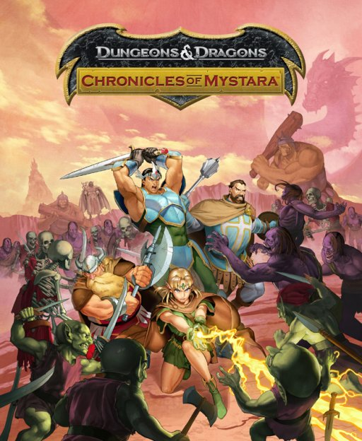 Dungeons & Dragons' Chronicles of Mystara