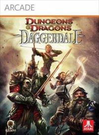 Dungeons & Dragons Daggerdale Xbox 360