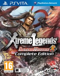 Dynasty Warriors 8 PS Vita