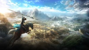 Dynasty Warriors 9 revela su gigantesco mundo abierto