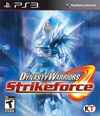Dynasty Warriors: Strike Force PS3
