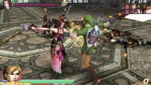 Trajes de Link y Samus en Dynasty Warriors VS