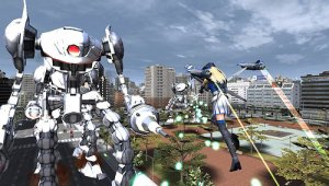 Earth Defense Force 2017 Portable hoy disponible para PSVita
