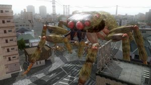 Earth Defense Force 2025, ya a la venta en Xbox 360 y PS3