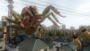 Earth Defense Force 2025, confirmado para Europa y Norteamérica