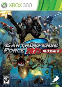 Earth Defense Force 2025 Xbox 360