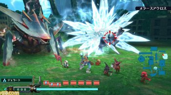 Aksys Games quiere a Earth Seeker en América