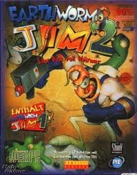 Earthworm Jim 2 Wii