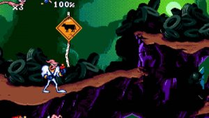 Earthworn Jim tendrá remake en DSiWare