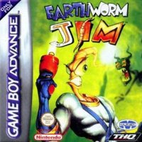 Earthworm Jim Game Boy Advance