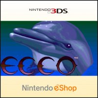 Ecco the Dolphin Nintendo 3DS