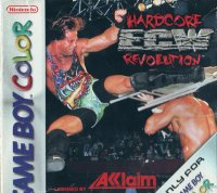 ECW Hardcore Revolution Game Boy Color