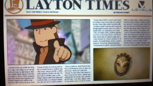 Level 5 patenta Lady Layton, entre otros