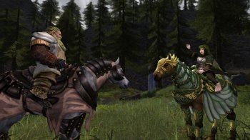 'The Lord of the Rings Online' se actualiza nuevamente