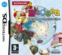 Eledees The Adventures of Kai and Zero Nintendo DS