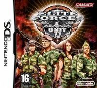 Elite Forces Unit 77 Nintendo DS
