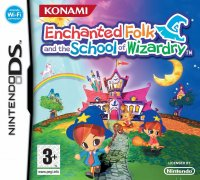 Enchanted Folk And The School Of Wizardry Nintendo DS
