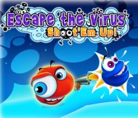Escape the Virus: Shoot'Em Up! Nintendo DS