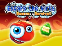 Escape the Virus: Swarm Survival Nintendo DS