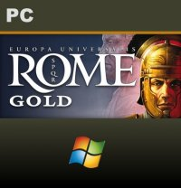 Europa Universalis: Rome - Gold Edition PC
