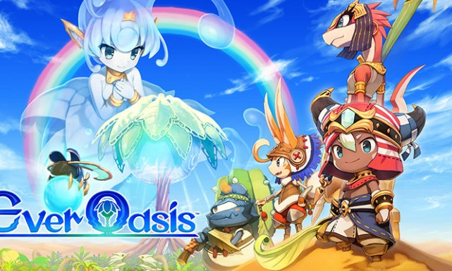 Análisis Ever Oasis (3DS)