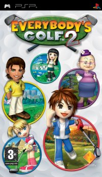 Everybody's Golf 2 Playstation Portable