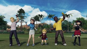 Everybody´s Golf confirma fecha de lanzamiento en PlayStation 4