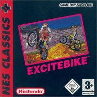 Excitebike Game Boy Advance