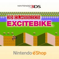Excitebike Nintendo 3DS