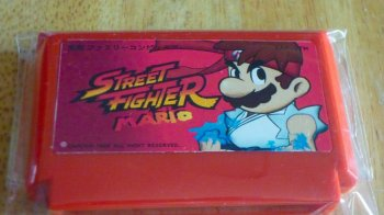 [Off-Topic] Street Fighter Mario