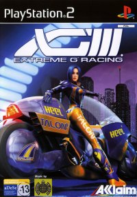 Extreme-G 3 Playstation 2