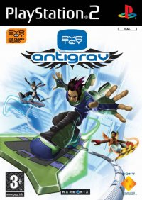 EyeToy: AntiGrav Playstation 2