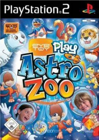 EyeToy: Astro Zoo Playstation 2