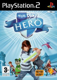 EyeToy Play: Hero Playstation 2