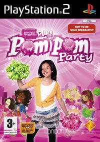 EyeToy Play: PomPom Party Playstation 2
