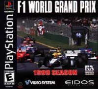 F-1 World Grand Prix Playstation
