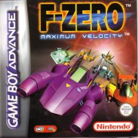 F-Zero: Maximum Velocity Game Boy Advance
