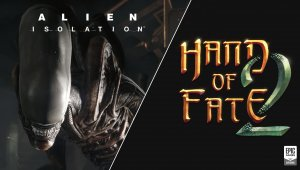 Epic Games Store: Alien Isolation y Hand of Fate 2 ya disponibles, un nuevo juego próximamente