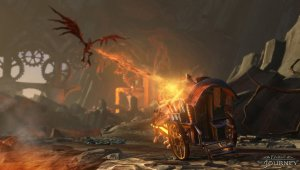 Accesible el DLC de reserva para 'Fable: The Journey'