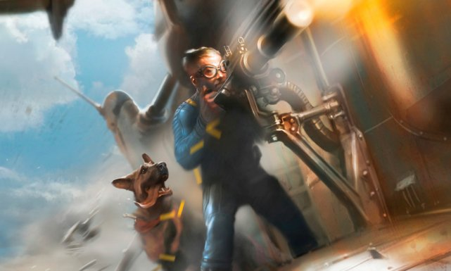 Fallout 4 recibe el parche 1.3 en PlayStation 4 y Xbox One