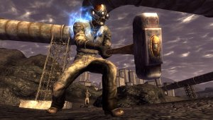 Tráiler de Old World Blues, el DLC de Fallout: New Vegas