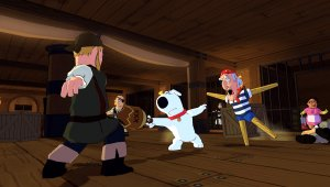 Los piratas piden paso en 'Family Guy: Back to the Multiverse'