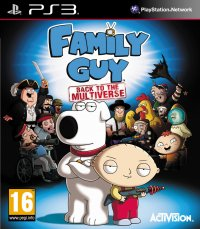 Family Guy: Back to Multiverse PS3