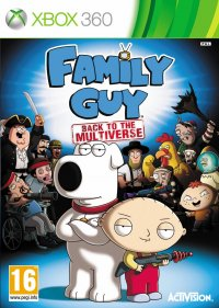 Family Guy: Back to Multiverse Xbox 360