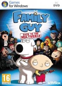 Family Guy: Back to Multiverse PC