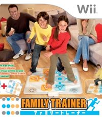 Family Trainer: Athletic World Wii